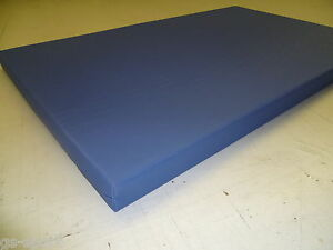 Turnmatte-Turnmatten, Sport- und Gymnastikmatte 200x100x8 cm-BLAU*