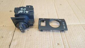 Mercedes Benz A180 Headlight Headlamp Controls Switch 1695451704  ref D33
