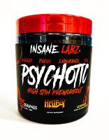 Insane Labz Psychotic HELLBOY Pre-Workout Powder 35 Servings LEMONADE