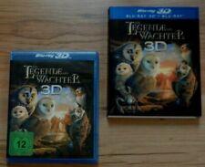2 Blu Ray set 3d la leyenda del centinela lenticular cover