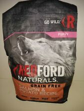 Redford Naturals Puppy  grain free limited ingred Salmon and sweet potato 4lbs