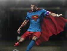 "273 Cristiano Ronaldo - Juventus Portugal Star Soccer Player 31""x24"" Poster"