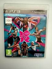 London 2012: The Official Video Game of the Olympic PS3 Good Condition Complete