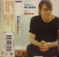 Fabrizio De Andrè* - Da Genova (Cassetta)