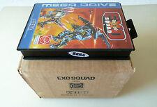 Exo Squad Sega Megadrive PAL