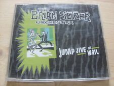 Brian Setzer Orchestra:  Jump Jive an' Wail    CD Single     NM