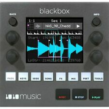 1010 Music Blackbox Portable Sampler & Groovebox With Sequencing & Effects