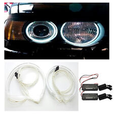 BMW X5 E53 Riflettore Luci Anteriori CCFL Angel Eye Kit 6000K include anelli invertors