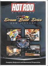 Hot Rod Magazine, How To.. Bodywork and Sheetmetal Preparation, 2009, USED DVD