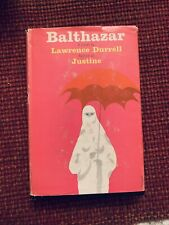 Balthazar by Lawrence Durrell 1958 HC in Dust Jacket First American Edition