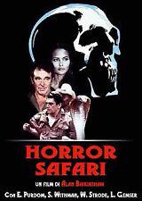 Horror Safari DVD PULP VIDEO
