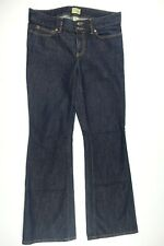 Gap  Womens Cotton Denim Blue Essential Bootcut  Jeans  Size 8/29
