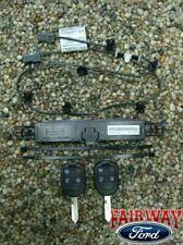 11 thru 14 F-150 OEM Genuine Ford Remote Start Kit - 2 Keys - RPO FACTORY NEW