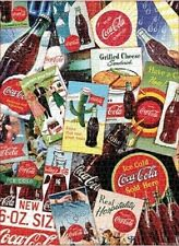 Jigsaw puzzle Munchies Coca Cola Montage 1000 piece NEW