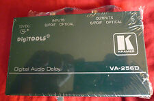KRAMER VA-256D DIGITAL AUDIO DELAY NEW