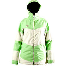 Rome Swagger Jacket Womens Snowboard Ski 10k Waterproof 40g Insulated S