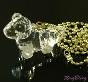 Dinosaur Bedroom Bathroom Light Pull Chain. Crystal Effect Pull Cord Replacement