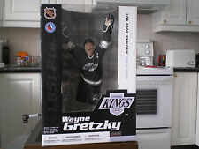 "Wayne Gretzky LA Kings NHL Limited Edition 12"" Figure Mcfarlane Toys 2004"