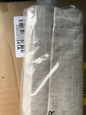 "Pottery Barn Custom Emery Linen/Cotton Cordless Roman Shade 34"" x 66"" Oatmeal"