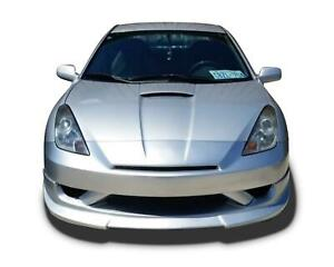 KBD Body Kits ING 1 Pc Polyurethane Front Lip For Toyota Celica 2003-2005