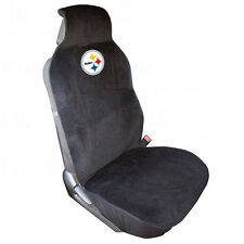 Brand New NFL Pittsburgh Steelers Car Truck SUV Van Front Sideless Seat Cover