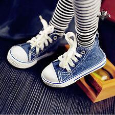 1/4 Mid Shoes 1/4 BJD Boots DOD LUTS SOOM EID Dollfie AOD MSD Shoes Jean Sneaker
