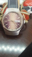 Rare vintage EXACTUS AUTOMATIC Watch - 25 jewels. Swiss Made
