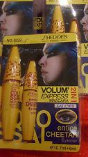 Mascara Volum Express 2in1 Eyeliner + Cadeau Roller Faciale .( France )