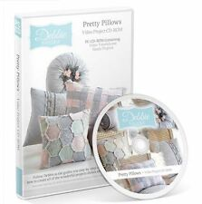 Debbie Shore - Pretty Pillows - Video Projects CD Rom - SALE PRICE