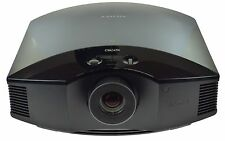 Sony VPL-HW55ES SXRD 3D HD 1080p Projector 1920x1080 1700 Lumens 177 Lamp Hours
