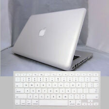 """Rubberized/Painted Hard Laptop Case Cover for Macbook Pro 13""""15 Air 11""""+Keyboard"""