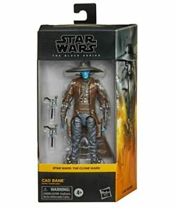 🔥DEAL STAR WARS THE CLONE WARS BLACK SERIES CAD BANE STANDARD RELEASE