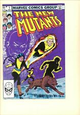 The New Mutants #1 NM- 1st issue of series, 1st appearance of Karma. Mcleod art!