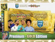 Panini Adrenalyn XL FIFA 365 2020er Version Premium Gold Booster 4x Limited Edi
