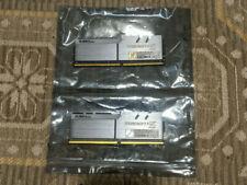 New listing G.Skill TridentZ Rgb Series 32Gb (2 x 16Gb) 288-Pin Ddr4 4000 (Pc4 32000)