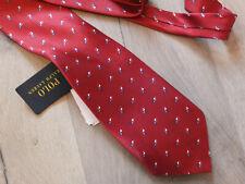 POLO RALPH LAUREN elegante Krawatte NEU