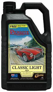 Penrite Classic Light 20W-60 Engine Oil 5L fits Volkswagen Beetle 1.2 (42005)...