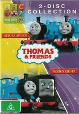 THOMAS & FRIENDS ~ SERIES 7 & 8 (REGION 4 DVD SET) *New & Sealed* 🎬
