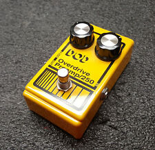 DOD Overdrive Preamp 250 Vintage 1990s USA Reissue