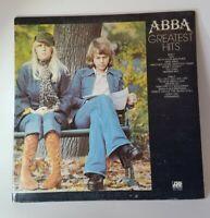 ABBA Greatest Hits Vinyl LP 1976 Gatefold Record SD 18189 Atlantic