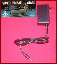 AC Adapter Power Supply for the Atari Video Pinball - Stunt Cycle System NEW