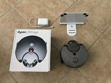 Dyson 360 Eye Robot Vacuum (Fuchsia/Nickel)