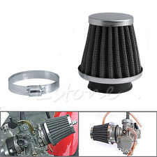 42mm Car Motor Cold Air Intake Filter Crankcase Breather Sales Universal Black