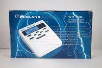 Midland WR-100 NOAA Weather Alert Hazard Public Alert Certified Radio Alarm