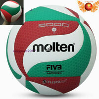 Molten V5M5000 Beach Volleyball PU Leather Soft Indoor Outdoor Sport workout