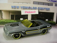 2017 Multi Pack Exclusive PLYMOUTH BARRACUDA✿Gray;Yellow pr5∞LOOSE∞Hot wheels