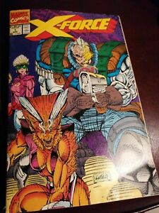 Marvel Comics - X Force Bundle  1-62 only 5 issues missing see description