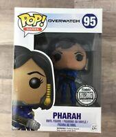Funko POP! Games Overwatch Pharah #95 Blizzard Funko Exclusive L04
