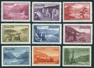 Russia 2272-2280,MNH.Michel 2300-2308. National Parks,1959.