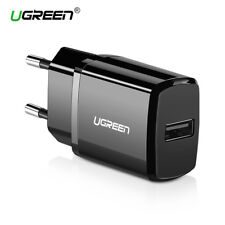 Ugreen  5V 2.1A USB Charger Adapter Portable Travel Wall Fast Charger for iPhone
